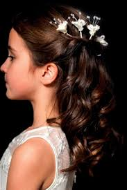 Little Girl Hair Style little girl with curly hairstyle hairstyles medium hair hairstyles 5376 by wearticles.com