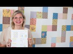 5165) How to Make the Jolly Bar Jazz - FREE PATTERN! - YouTube ... & No Bake Jolly Bar: Free Quilt Pattern by Fat Quarter Shop (Fat Quarter  Shop's Jolly Jabber) Adamdwight.com