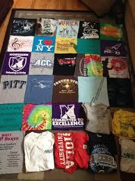 Best 25+ T shirt blanket ideas on Pinterest | T shirt tutorial, T ... & How To Make A T-Shirt Quilt: For Dummies Adamdwight.com