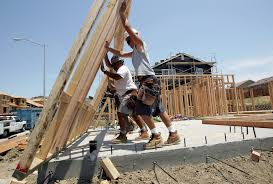 How To Price A Construction Job A Construction Worker Shortage Weighs On A Hot U S Housing Market