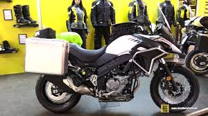 2018 suzuki v strom 1000 xt. fine suzuki 2017 suzuki v strom 1000 accessorized by touratech  walkaround 2016  eicma milan youtube with 2018 suzuki v strom xt i