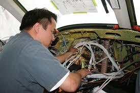 career fair elliott aviation aircraft avionics wiring and wire harness technicians