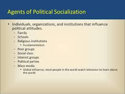 political socialization essay example
