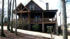 plans cabin house plans screened porch style with wrap around porches mountain walkout basement log