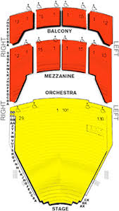 Tulsa Pac Seating Chart Tulsa Performing Arts Center Seating Chart Inspirational 34