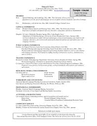 Clinical Research Coordinator Resume Sample Creative Nursing Seven