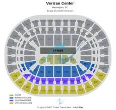 Capital One Arena Tickets And Capital One Arena Seating