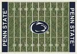 penn state nittany lions area rug ncaa collegiate homefield area rug