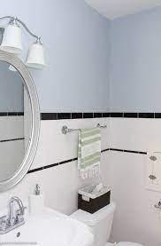 a bathroom with a paint sprayer