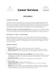 Sample Resume For College Graduate Nfcnbarroom Com