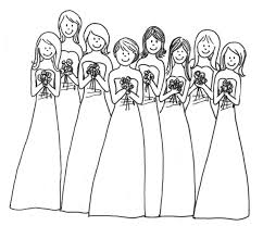 Small Picture Coloring Pages For Weddings Ideas About Wedding Coloring