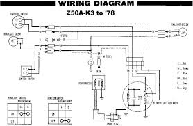 honda z50 k3 wiring diagram honda wiring diagrams