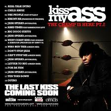 Kiss my ass mix tape