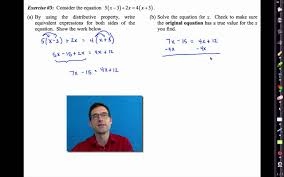 common core algebra i unit 2 lesson 3 linear equation solving review you
