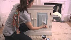 How to Paint Furniture Crown Paint