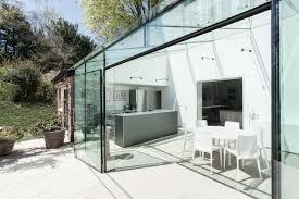 bulthaup kitchen in Glasshouse Extension contemporary-conservatory