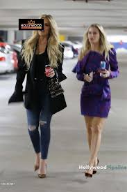 khloe kardashian and morgan stewart head into e