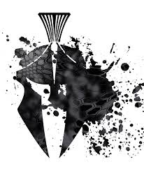 Kryptek Camo Pattern Stencil