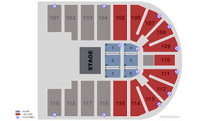 Magic Arena Seating Chart Orleans Arena Las Vegas Tickets Schedule Seating Chart