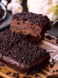 Chocolate Cake With A Crazy Ingredient