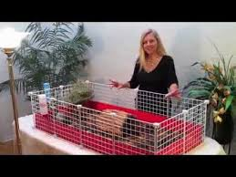 guinea pig cages fleece flippers