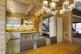 Interior Design Of A Finnish Luxury Log Home A Quality Log House From  Interior Decor