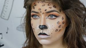 maxresdefault makeup for leopard tutorial you panda ideas witch full