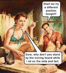 old fashioned housewife memes - Google Search | The Housewife I ... via Relatably.com