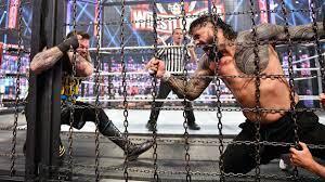 Jey Uso Injured At WWE Elimination ...