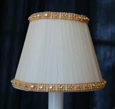 living luxury mini chandelier lamp shades 24 cream fancy gold crystal trim clip on 936x891 teal