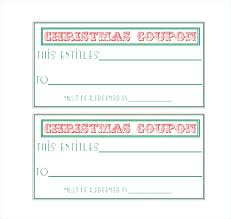 Personalized Coupons Template Customizable Coupon Free T Onbo