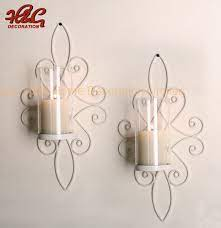 china metal wall sconce decoration