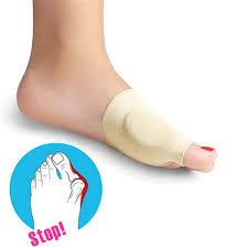 <b>1 Pair</b> Bunion Corrector Gel Foot <b>Toe Separator Hallux</b> Valgus ...