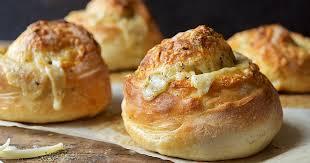 Gruyère Stuffed Crusty Loaves Recipe King Arthur Flour