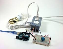 turn any appliance into a smart device with an arduino controlled power