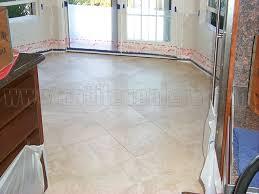 new honed travertine stone floors4
