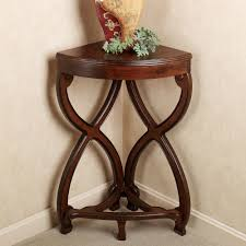 corner tables furniture.  Tables Popular Corner Console Table With Regard To Ninan Accent Decor Inch For At  Plan Quaqua Me Entry Inches Deep Tall Entrance Sofa And Tables Hall Wall Intended Furniture R
