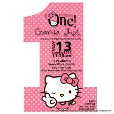 hello kitty invitation cards jingvitations hello kitty foldable no 1 hello kitty invites layout no 1 hello kitty invites sample