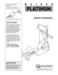 search total gym platinum user manuals manualsonline com original total gym manual at Total Gym Parts Diagram
