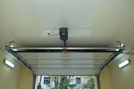 it s possible to open a garage door manually when the power goes out