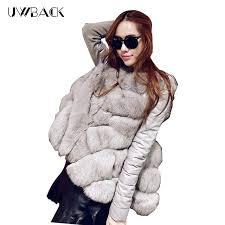 plus size black faux fur vest new brand faux fur coat women plus size white faux