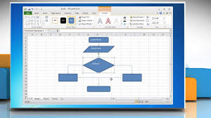 Microsoft Software To Make Flow Charts 016 Template Ideas Flow Chart Microsoft Excel Singular