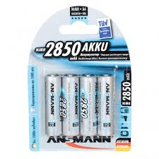 <b>Аккумулятор Ansmann</b> Digital <b>AA</b> 2850 mAh 5035092, 4 шт. по ...