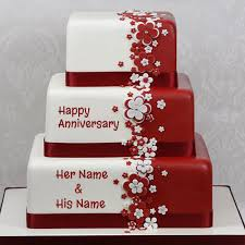 Anniversary Cake Cakes Out Online Cake Delivery In Gurgaon