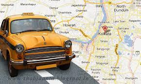 Kolkata Calcutta Guide New Pre Paid Taxi Rate Fare