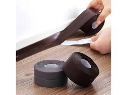 tub and wall caulk strip kitchen tape bathroom sealing waterproof self adhesive
