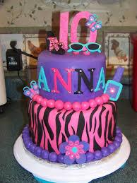 Glitzy Girl Birthday Cake For The Kids Birthday Cake Birthday