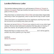 Free Reference Letter Sample Amazing Landlord Reference Letter Sample Gallery Letter Format Formal Sample