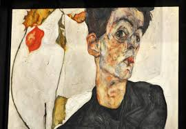 The eyes, chico, the eyes of Egon Schiele - Exhibition at Fondation Louis  Vuitton Paris - ra-luca.me