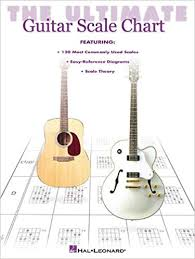 The Ultimate Guitar Scale Chart Hal Leonard Corp